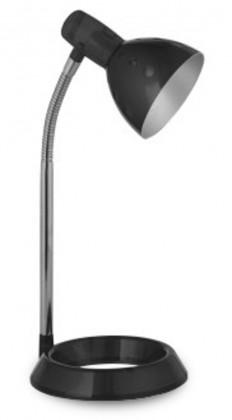 Nábytek Nemo - Stolní lampička, E14, 40W (černá)