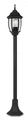 Nábytek Outdoor - venkovní osvětlení, 60W, E27, 120 cm (černá)