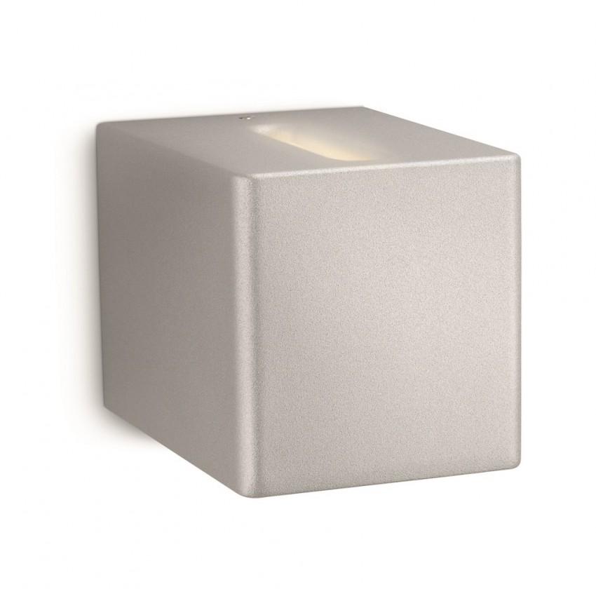 Nábytek Palermo - Nástěnné osvětlení G9, 7,5cm (hliník)