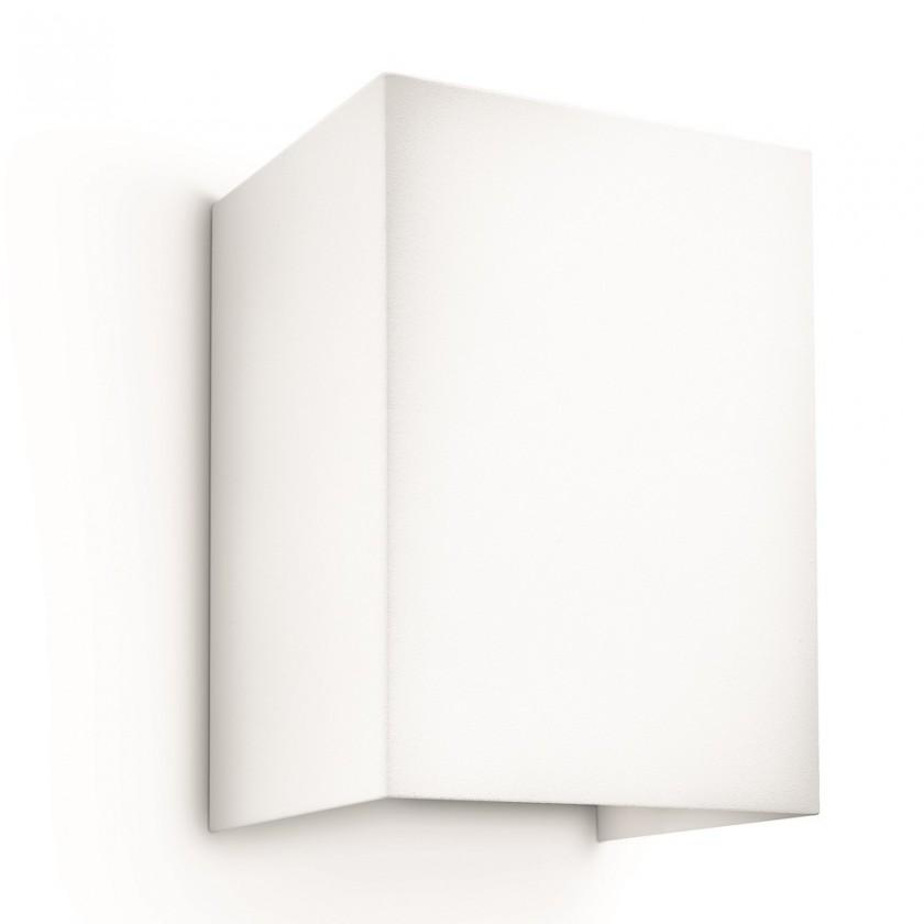 Nábytek Palermo - Nástěnné osvětlení LED, 10cm (bílá)
