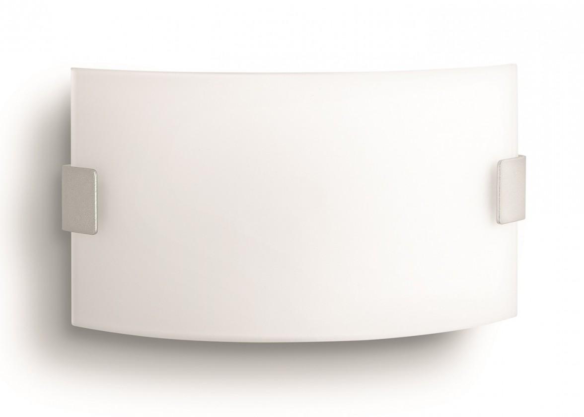Nábytek Palermo - Nástěnné osvětlení LED, 17,9cm (bílá)
