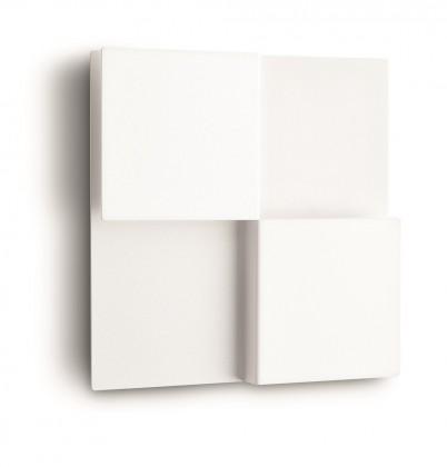 Nábytek Palermo - Nástěnné osvětlení LED, 20cm (bílá)