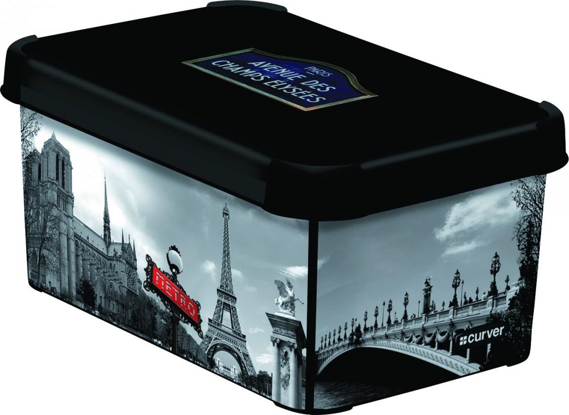 Nábytek Paris S (plast)