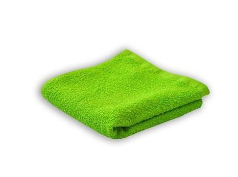 Nábytek Payo - ručník, 40x70 cm (zelený)