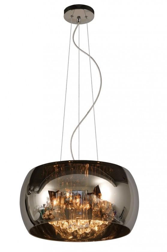 Nábytek Pearl - stropní osvětlení (černá)