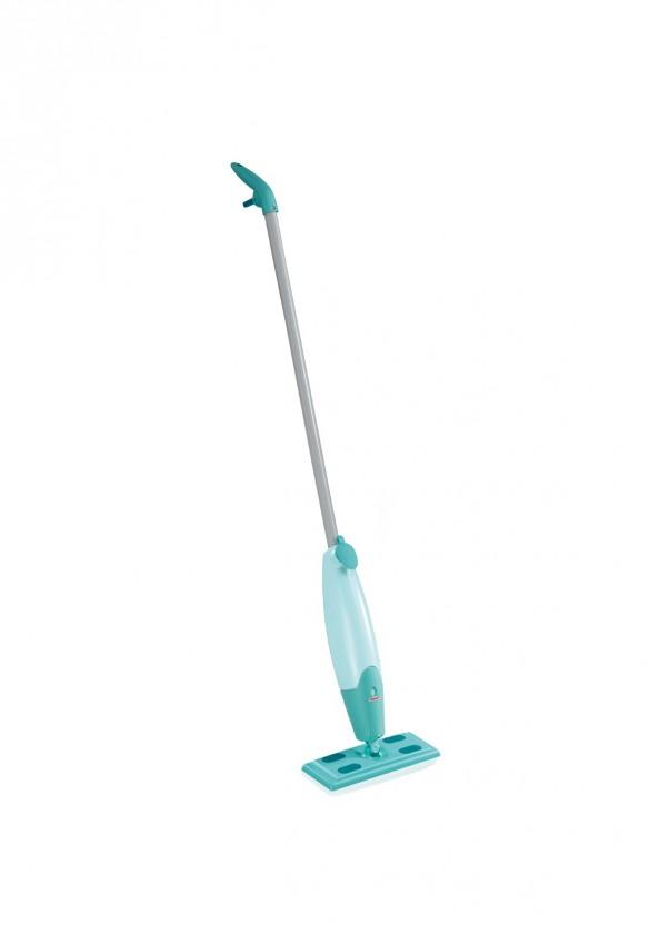 Nábytek Pico spray - Podlahový mop  (stříbrná, tyrkysová)