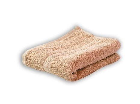 Nábytek Plana - ručník, 40x70 cm (hnědá)