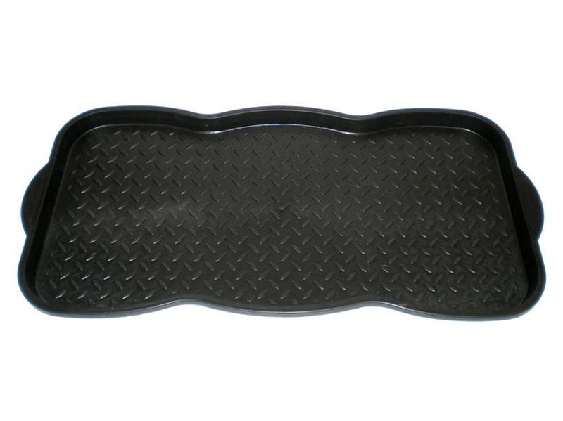 Nábytek Podložka na boty (černá)