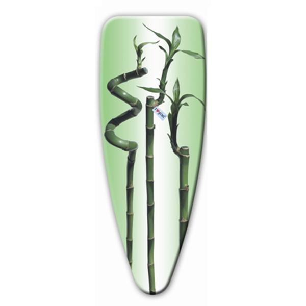 """Nábytek Potah na žehlící prkno, 125x40 cm (motiv bambus""""M"""")"""