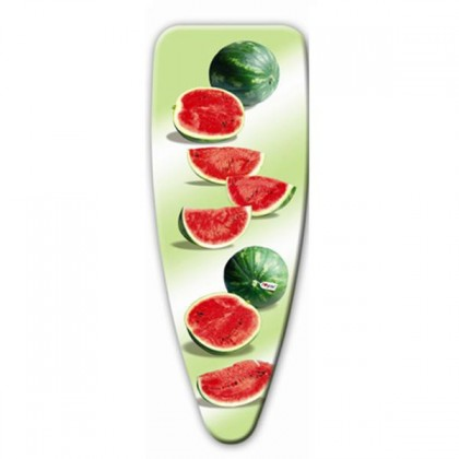 """Nábytek Potah na žehlící prkno, 130x45 cm (motiv Vodní meloun""""L"""")"""