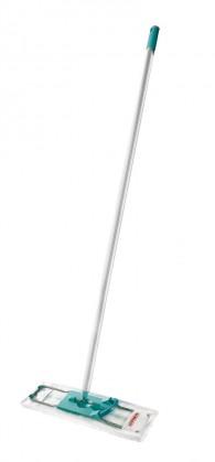 Nábytek Profi - Mop Micro Duo, hliníková tyč (stříbrná, tyrkysová, bílá)