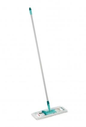 Nábytek Profi - Podlahový mop Cotton Plus s kovovou tyčí (zelená)