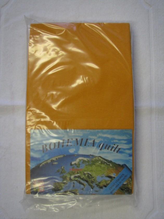 Nábytek Prostěradlo Jersey 180x200cm, oranžová