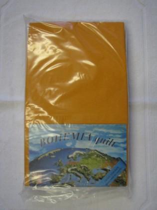 Nábytek Prostěradlo Jersey 90x200cm, oranžová