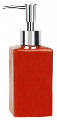 Nábytek Quadro-Dávkovač mýdla red(červená)