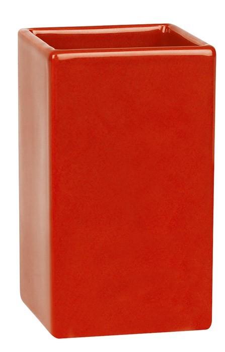 Nábytek Quadro-Kelímek red(červená)