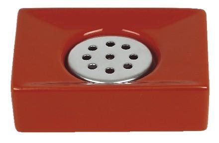 Nábytek Quadro-Mýdlenka red(červená)