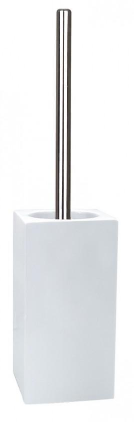 Nábytek Quadro-WC štětka white(bílá)