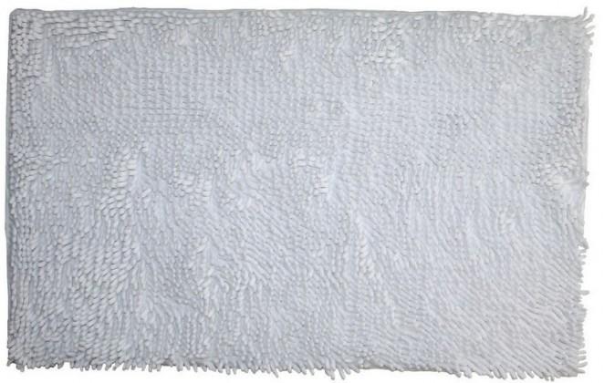 Nábytek Rasta micro - koupelnová předložka, 50x80 cm (bílá)