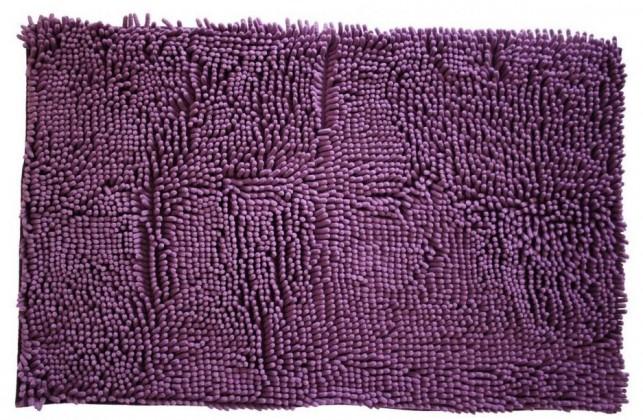 Nábytek Rasta micro - koupelnová předložka, 50x80 cm (fialová)