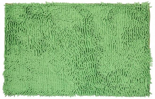 Nábytek Rasta micro - koupelnová předložka, 50x80 cm (zelená)