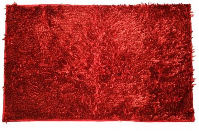 Nábytek Rasta micro new - koupelnová předložka, 50x80 cm  (bordó)
