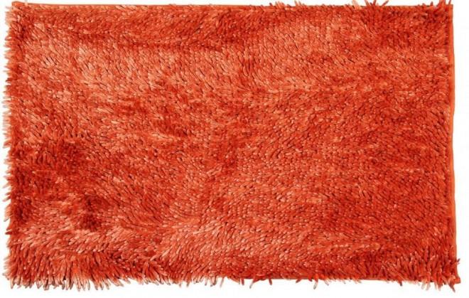 Nábytek Rasta micro new - koupelnová předložka, 50x80 cm (oranžová)