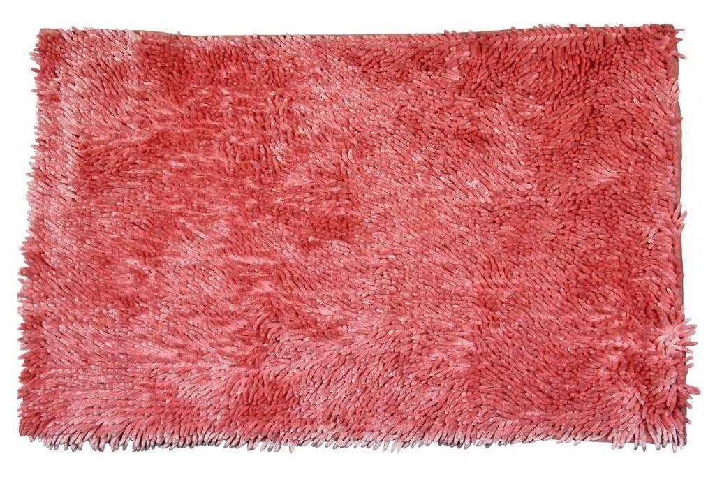 Nábytek Rasta micro new - koupelnová předložka, 50x80 cm   (ružová)