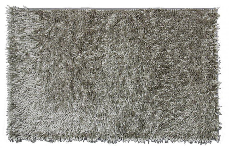Nábytek Rasta micro new - koupelnová předložka, 50x80 cm  (šedá)