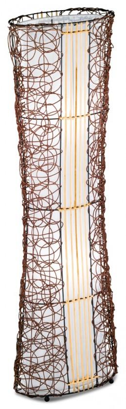 Nábytek Rattan  TR 416600200 - Lampa, E14 (ratan)