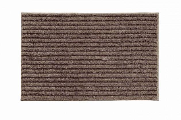 Nábytek Riffle - Koupelnová předložka 70x120 cm (kakaová)