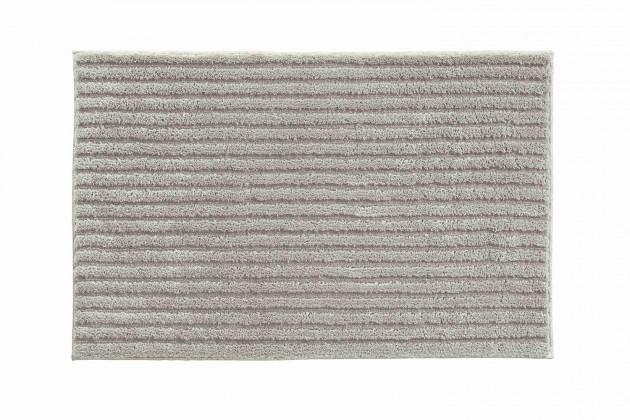 Nábytek Riffle - Koupelnová předložka 70x120 cm (šedá)
