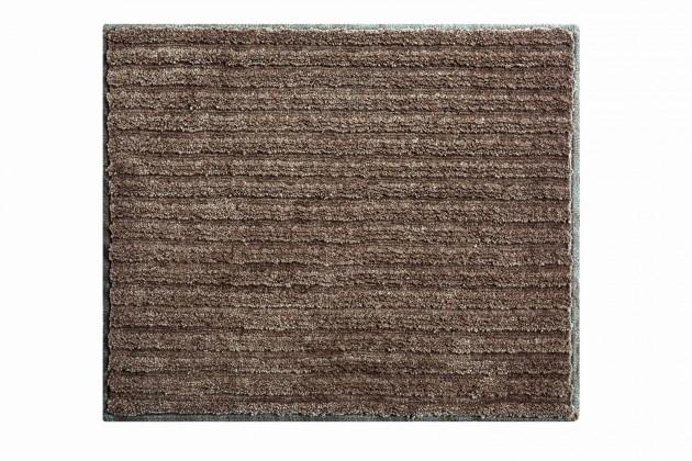 Nábytek Riffle - Koupelnová předložka malá 50x60 cm (kakaová)