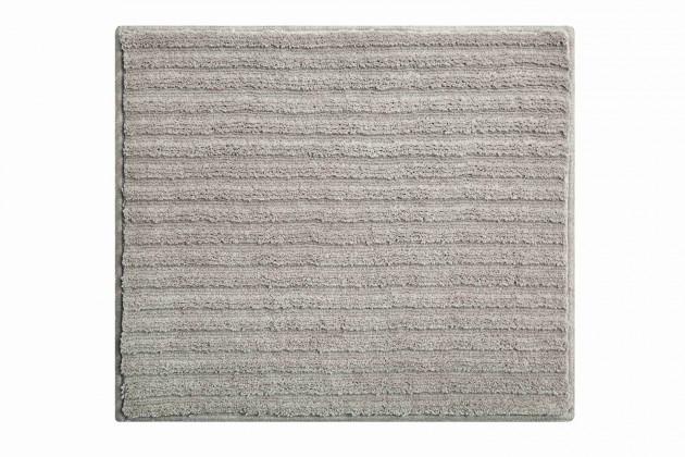 Nábytek Riffle - Koupelnová předložka malá 50x60 cm (šedá)
