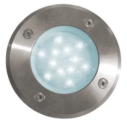 Nábytek Road - Venkovní LED svítidlo, 12LED, 1W (teplá)