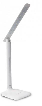 Nábytek Robin - Stolní lampička, LED, 6W (bílá)