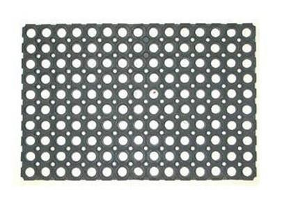 Nábytek Rohožka guma profil.,40x60cm (guma,černá)