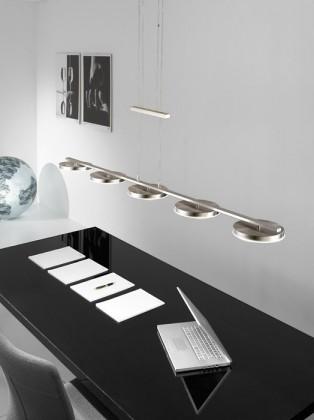 Nábytek Rondo - 9W, 120x150x15,5 (stříbrná)