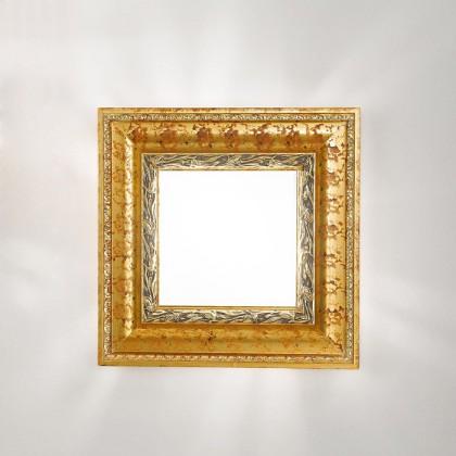 Nábytek Rubens - E14, 60W, 44x44x15 (zlatá)