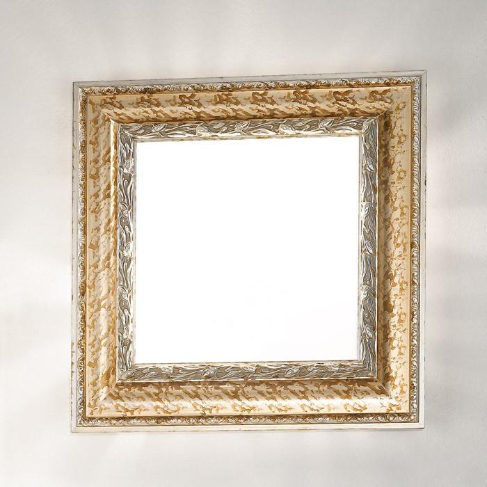 Nábytek Rubens - E14, 60W, 54x54x16 (stříbrná)