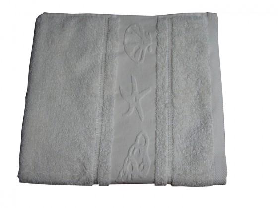 Nábytek Ručník BALT 50x100 bílá