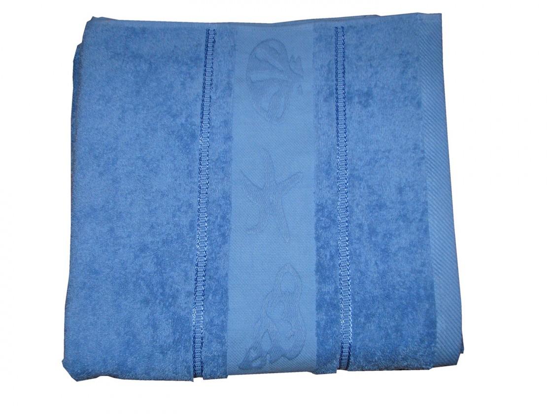 Nábytek Ručník BALT 50x100 kr.modrá