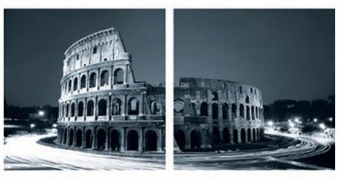 Nábytek Sada obrazů, 2ks (Colloseum)