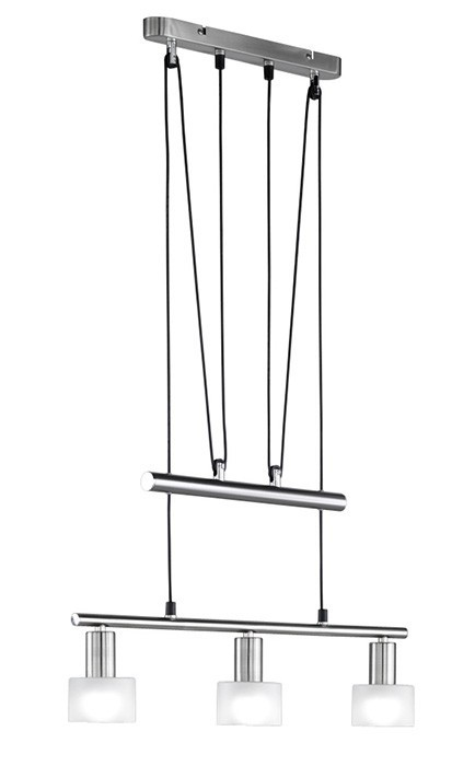 Nábytek Serie 3222 - TR 322210307 (stříbrná)