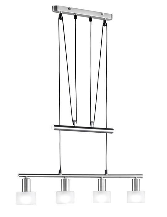 Nábytek Serie 3222 - TR 322210407 (stříbrná)