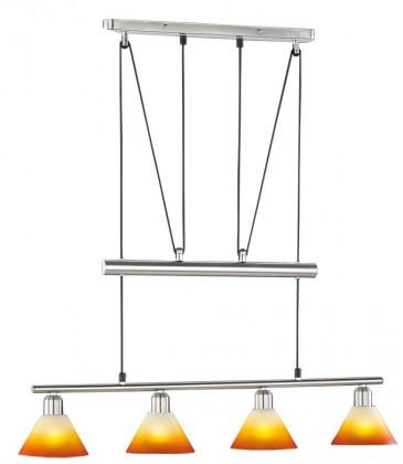 Nábytek Serie 3751 - TR 3751041-17 (oranžový)