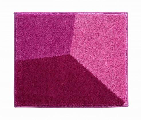 Nábytek Shi - Koupelnová předložka malá 50x60 cm (růžová)