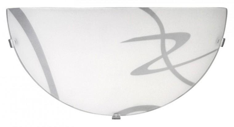 Nábytek Soley - Nástěnná svítidla, E27 (bílá/průsvitná)