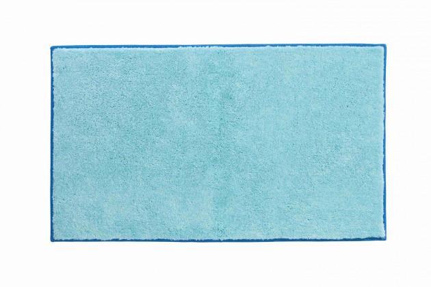Nábytek Soto - Koupelnová předložka 65x115 cm (karibik-oceán)