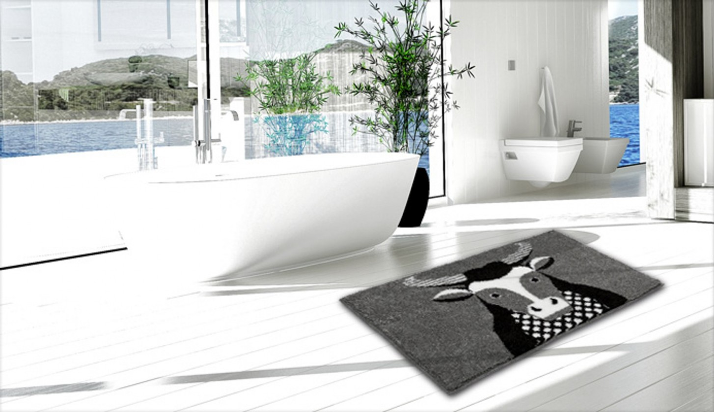 Nábytek Taurus - Koupelnová předložka 60x90 cm (béžová)